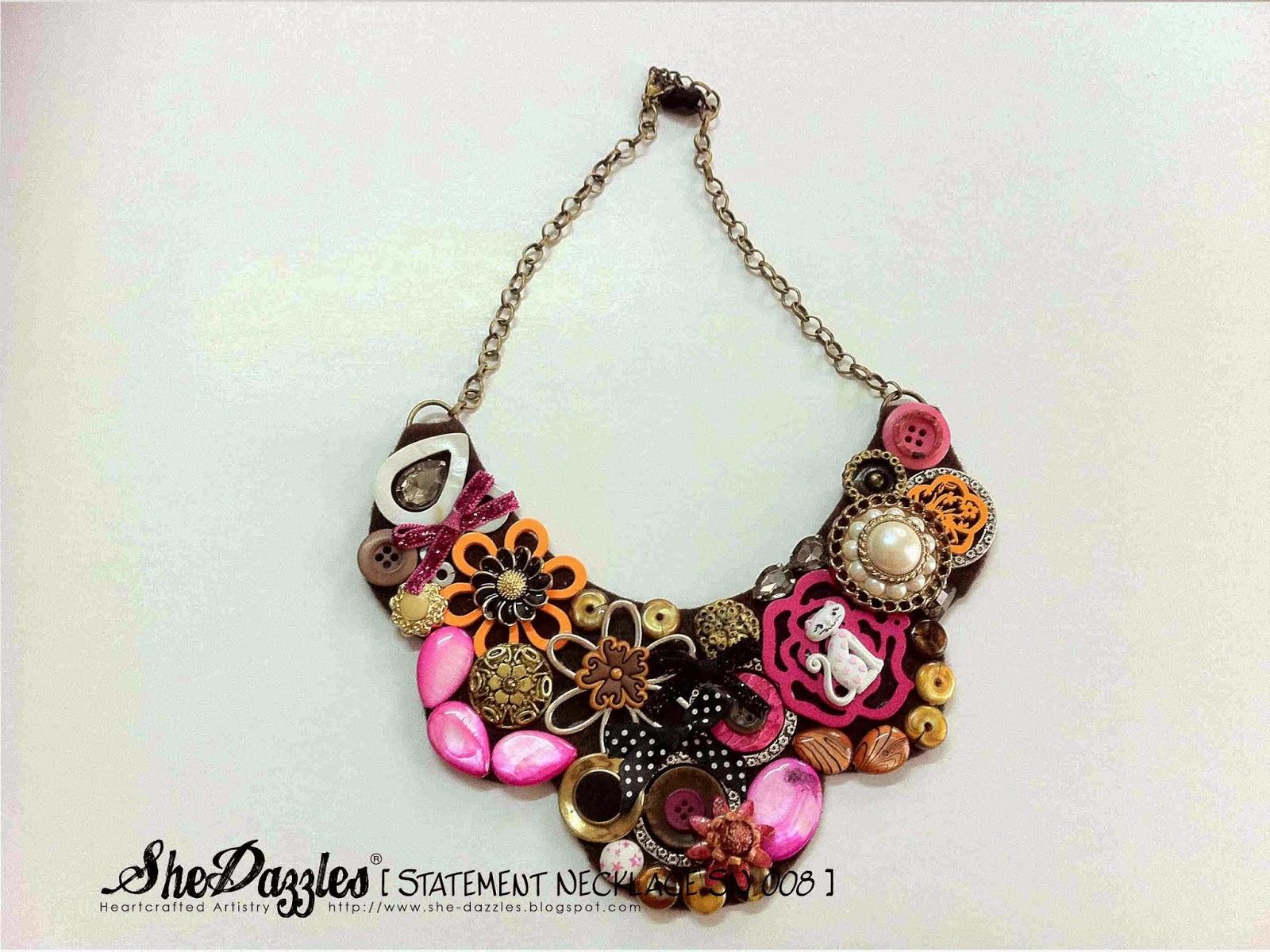 striking-pink-bib-necklace-statement-jewelry-malaysia