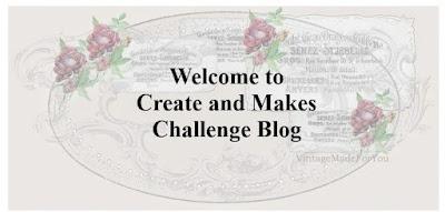 creates and makes Challenge blog