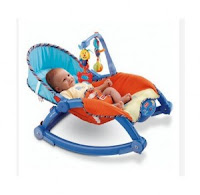 Buy Jouet Newborn-To-Toddler Portable Rocker at Rs.2149 Via  Snapdeal :buytoearn