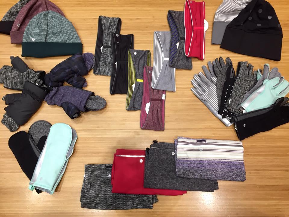 lululemon run accessories