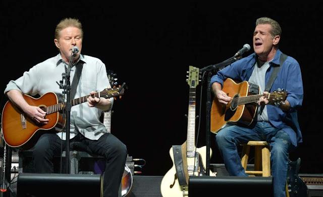 Don Henley y Glenn Frey