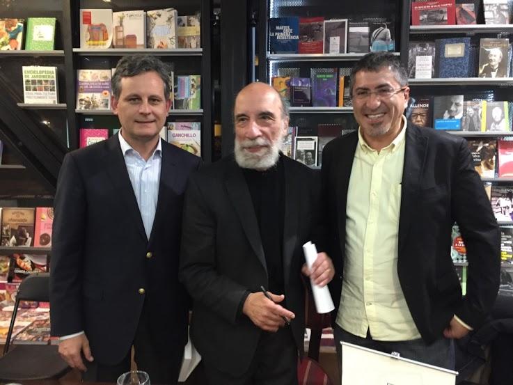 Raúl Zurita presenta Martínez Total