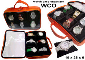 "gambar watch case organizer"" title="
