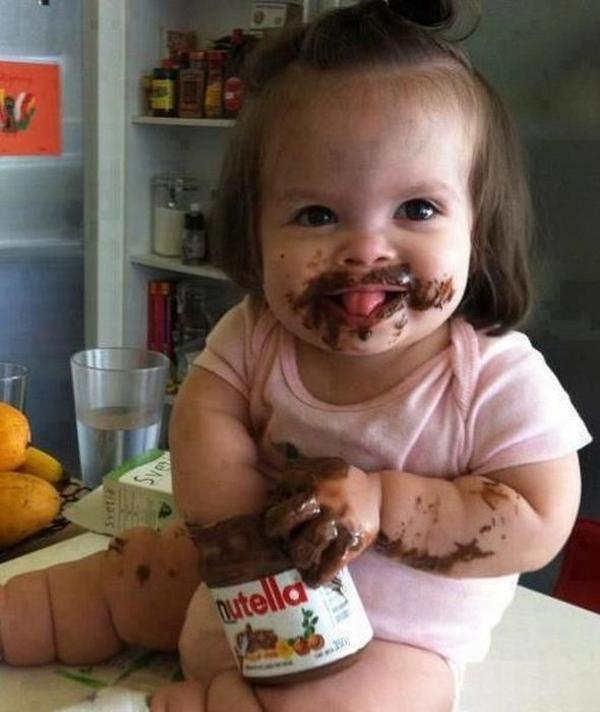Eu Amo Nutella