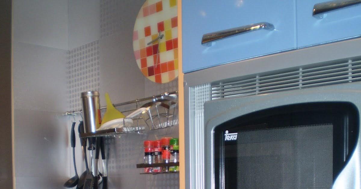 Chap s reformas casa alicatar la cocina sin azulejos - Alicatar encima de azulejos ...