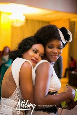 onyinye carter crying wedding day