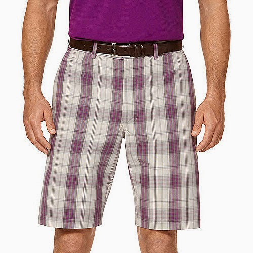 Plaid Shorts For Men : FashionofIndian