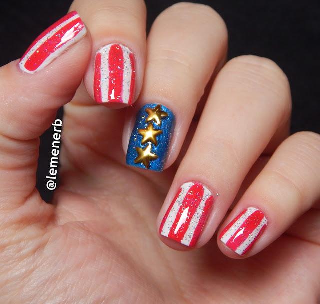 eua nail art