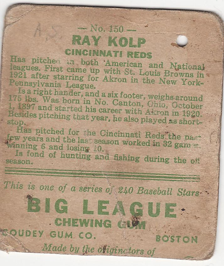 a history of baseball cards Modern age baseball cards after the wwii, topps chewing gum company was the leader its 1952 release was considered as one of the best sets in history and one of the most sought after cards by collectors.