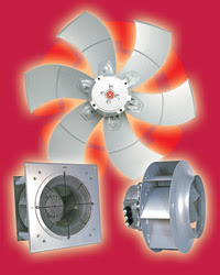 Rosenberg Axial and Radial EC Fans