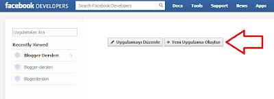 Facebook Öneriler Kutusu Oluşturmak