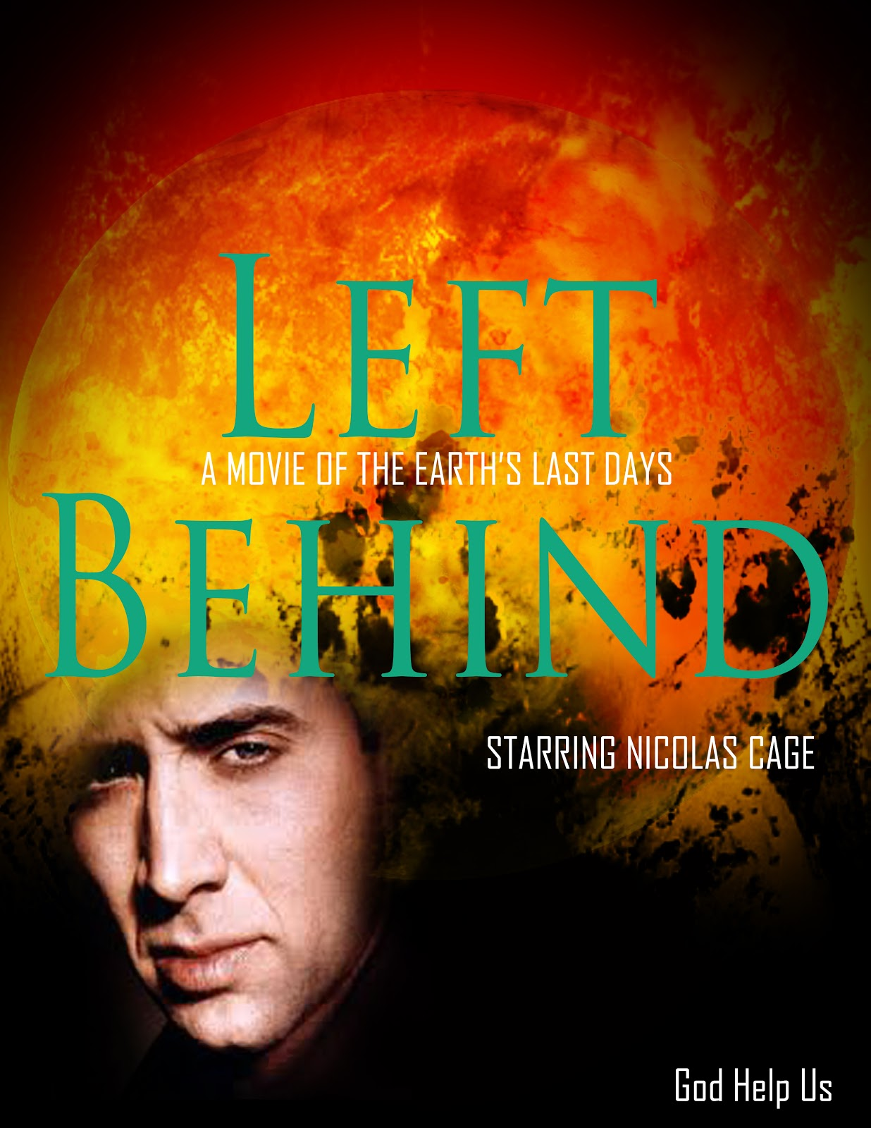 Living for Eternity: New 'Left Behind' Movie staring Nicolas Cage
