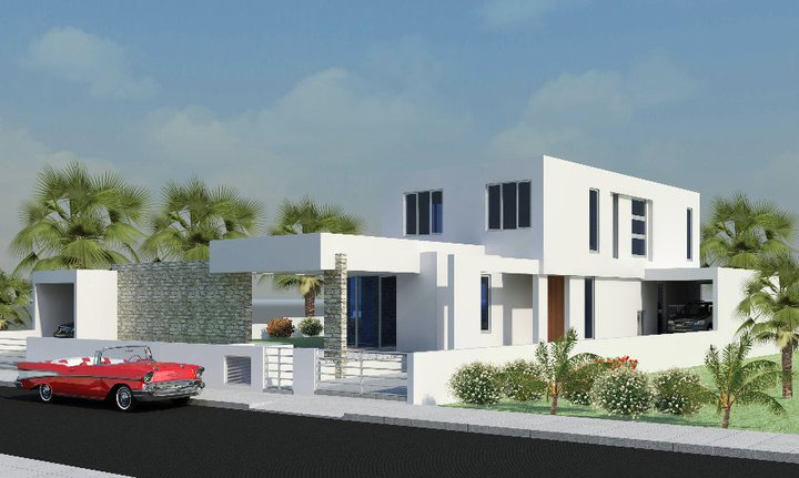 modern latest home design exterior ideas pictures - New Design Homes