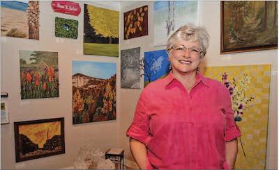 Aritst Dianne Gardiner