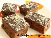 Perníkový koláč - recept