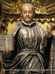 Julio - San Ignacio de Loyola - Templo La Compañía de Jesús
