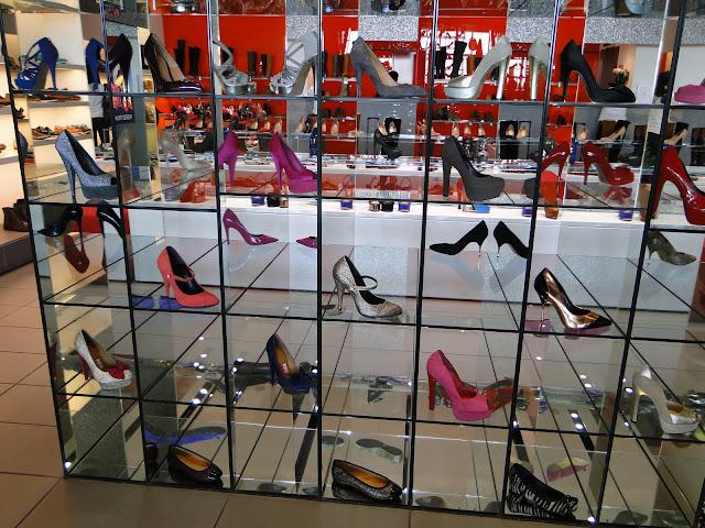 Shoes Heaven, London, Heathrow