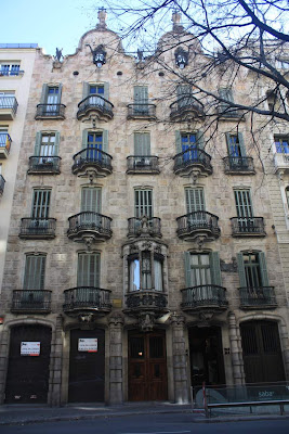 Casa Calvet in Barcelona