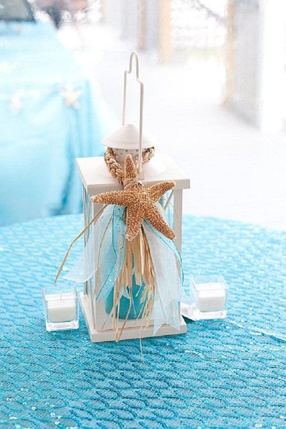 Preferenza Alessandra Verde Wedding Planner : Centrotavola Tema Mare RD83