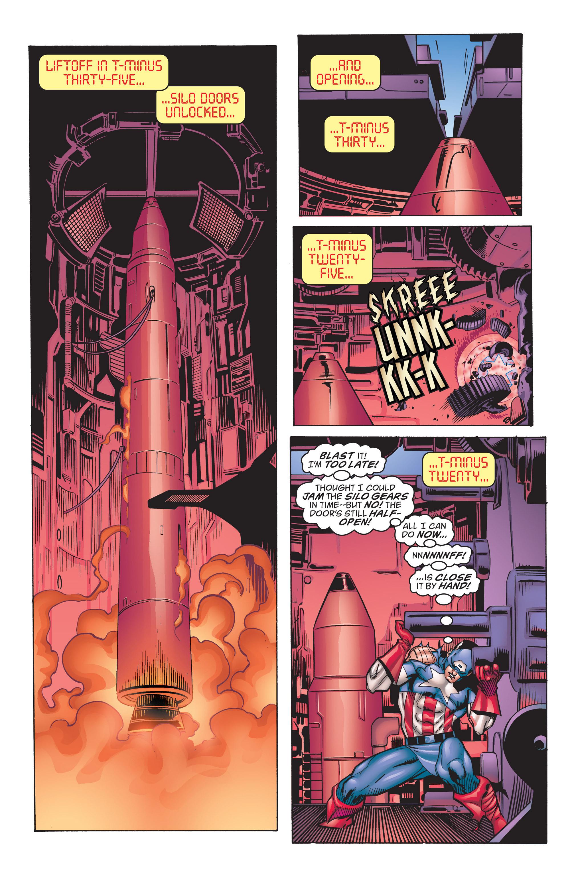 Captain America (1998) Issue #12 #18 - English 22