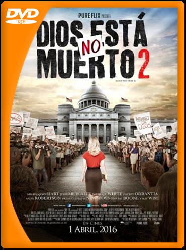 Dios No Esta Muerto 2 (2016) DVDRip Latino