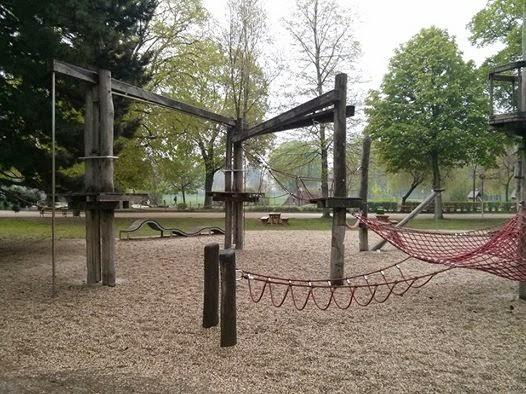 Klettergerüst Calisthenics : Outdoor gym auer welsbach park calisthenics wien