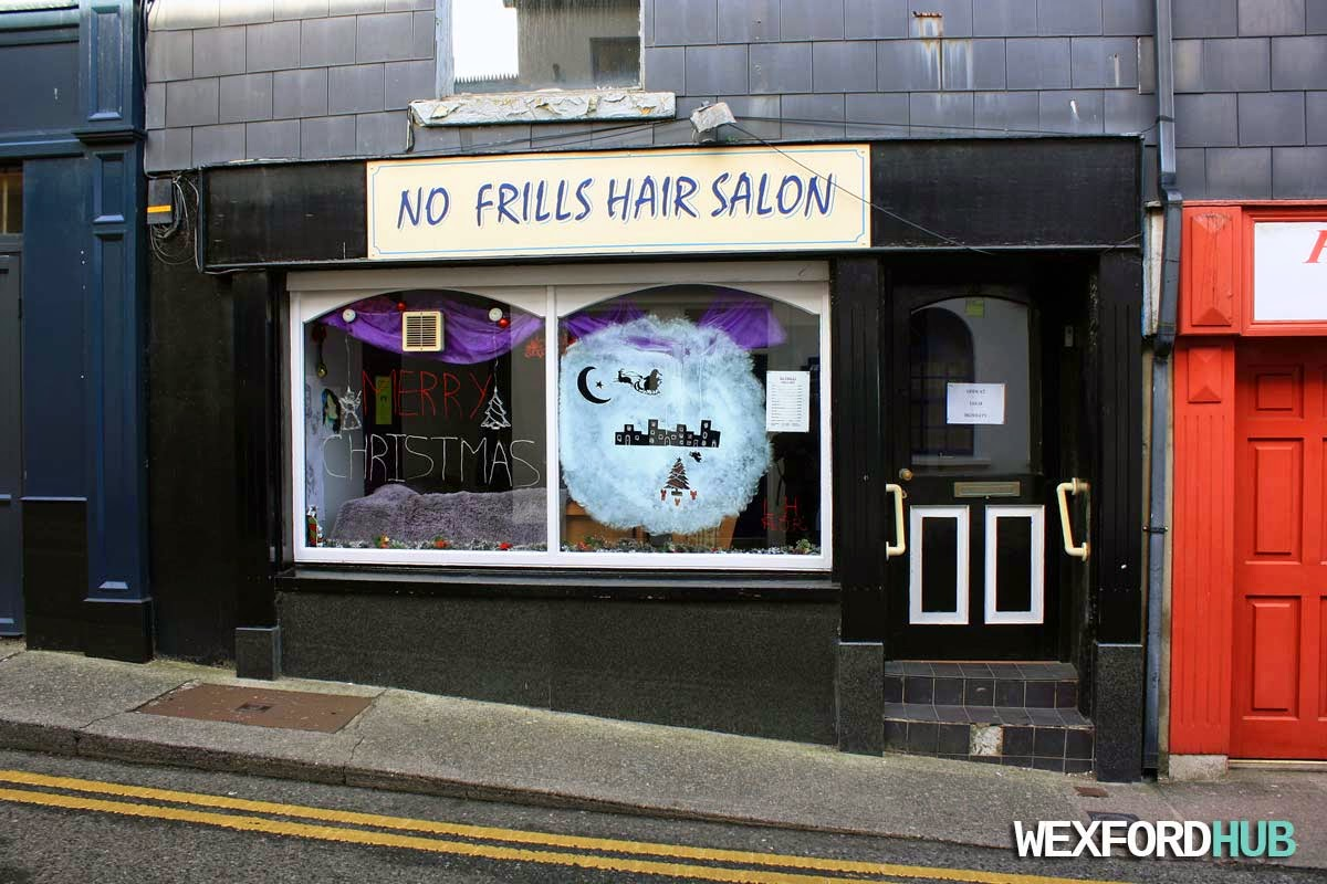 No Frills Hair Salon, Wexford