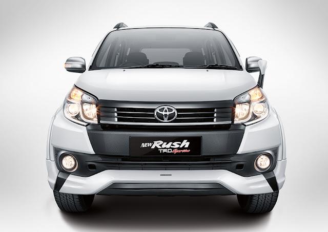 Spesifikasi Dan Harga Mobil Toyota Rush Makassar