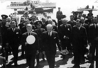Kral Edward VIII ile Atatürk
