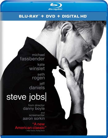 Steve Jobs (2015) HD 1080p Latino