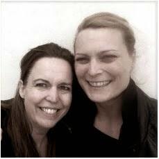 Annette og Mona