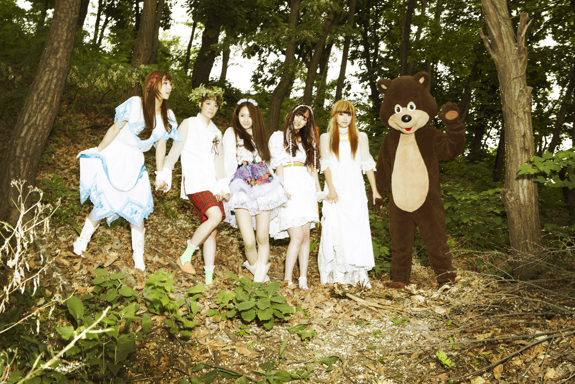 KpopEnEspanol: F(x) -Electric Shock Mini Album Scans F(x) Electric Shock