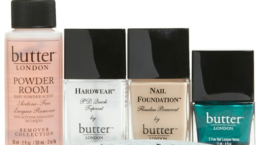Style, Decor & More: Butter London Backstage Basics! SOLD OUT!