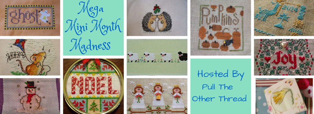 http://justinescrossstitch.blogspot.com/2014/10/mega-mini-month-madness-november-sign-up.html