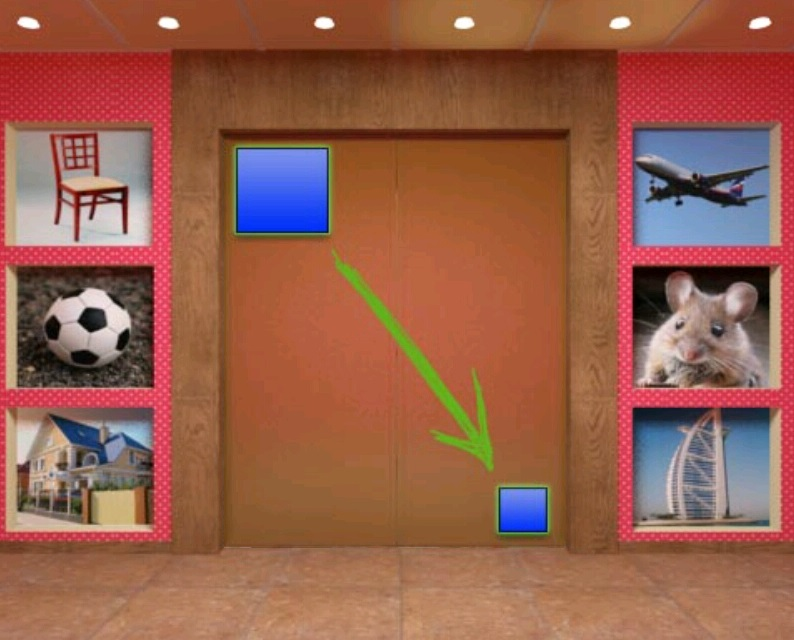 Solved 100 doors runaway level 11 to 15 walkthrough for Door 4 level 13