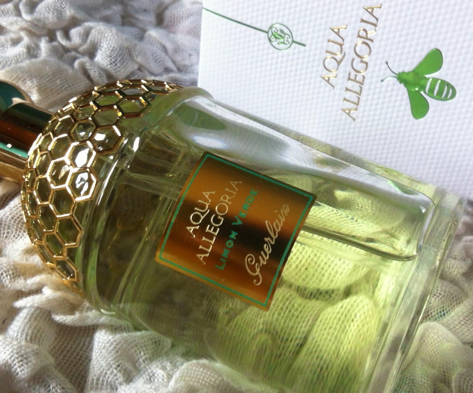Guerlain Aqua Allegoria 2014 Limon Verde