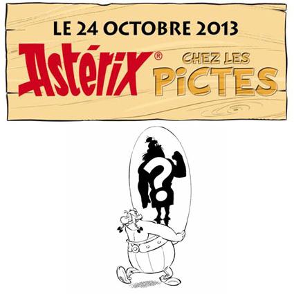 Asterix chez les pictes: el álbum nº 35 de Astérix