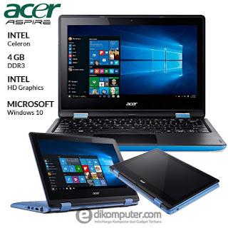 Harga Laptop Acer Aspire R3-131T