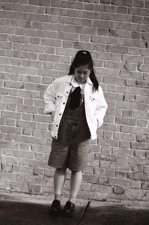miles away, ivy jane, elashock, personal style, fashion, fashion blogger, blogger, australia, sydney, japanese, english, karen, konichiwakaren, instagram, blog, levis, denim jacket, white denim jacket, overalls, outfit, teen, teen girl, creepers, エラショック, ファッション, ファッションブログ, ファッションブロガー, 私服, コーディネート, コーデ, お洋服, 女子高生, ブロガー, オーバーオール, ジャケット, デニム, 白, 冬, 秋, オーストラリア, シドニー, 日本語, 英語, JK