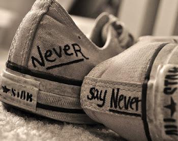 Nunca dejes de creer