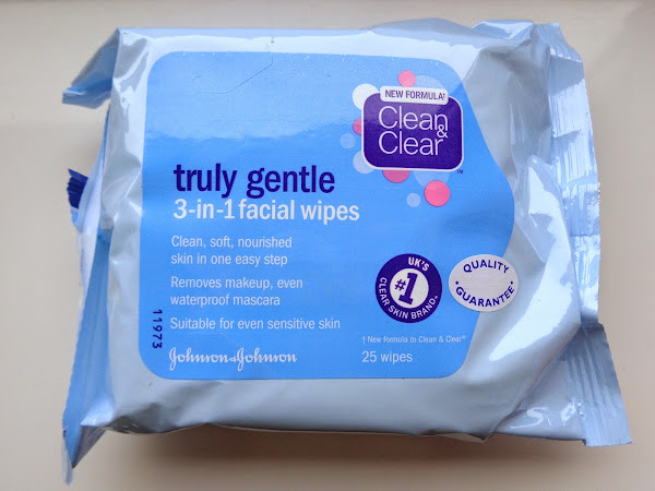 Clean & Clear Truly Gentle Review