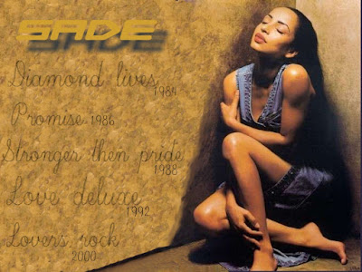British Singer Sade Adu Wallpaper