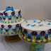 3 tiers cakes