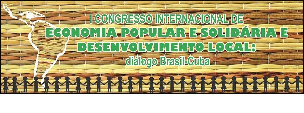 I Congresso Internacional de Economia Popular e Solidária da UEFS