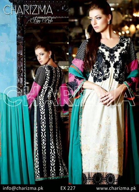 Embroidered Long Frocks Shirt