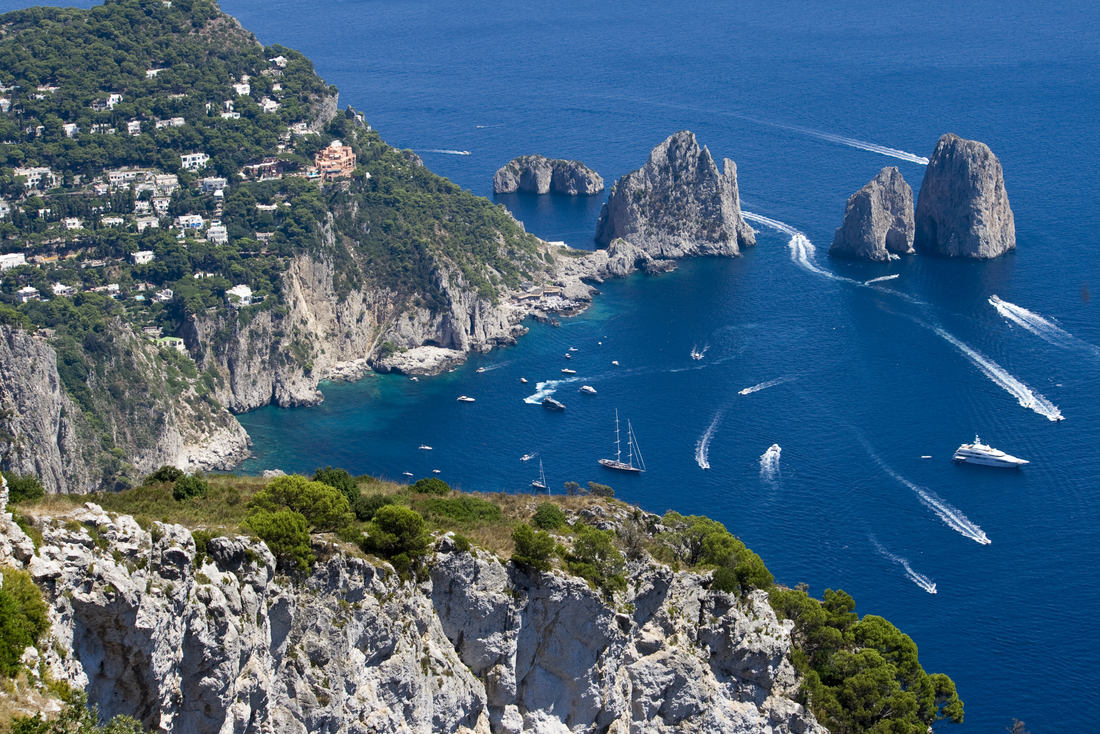 Ilha de capri gruta azul it lia voc realmente sabia for Dans italien