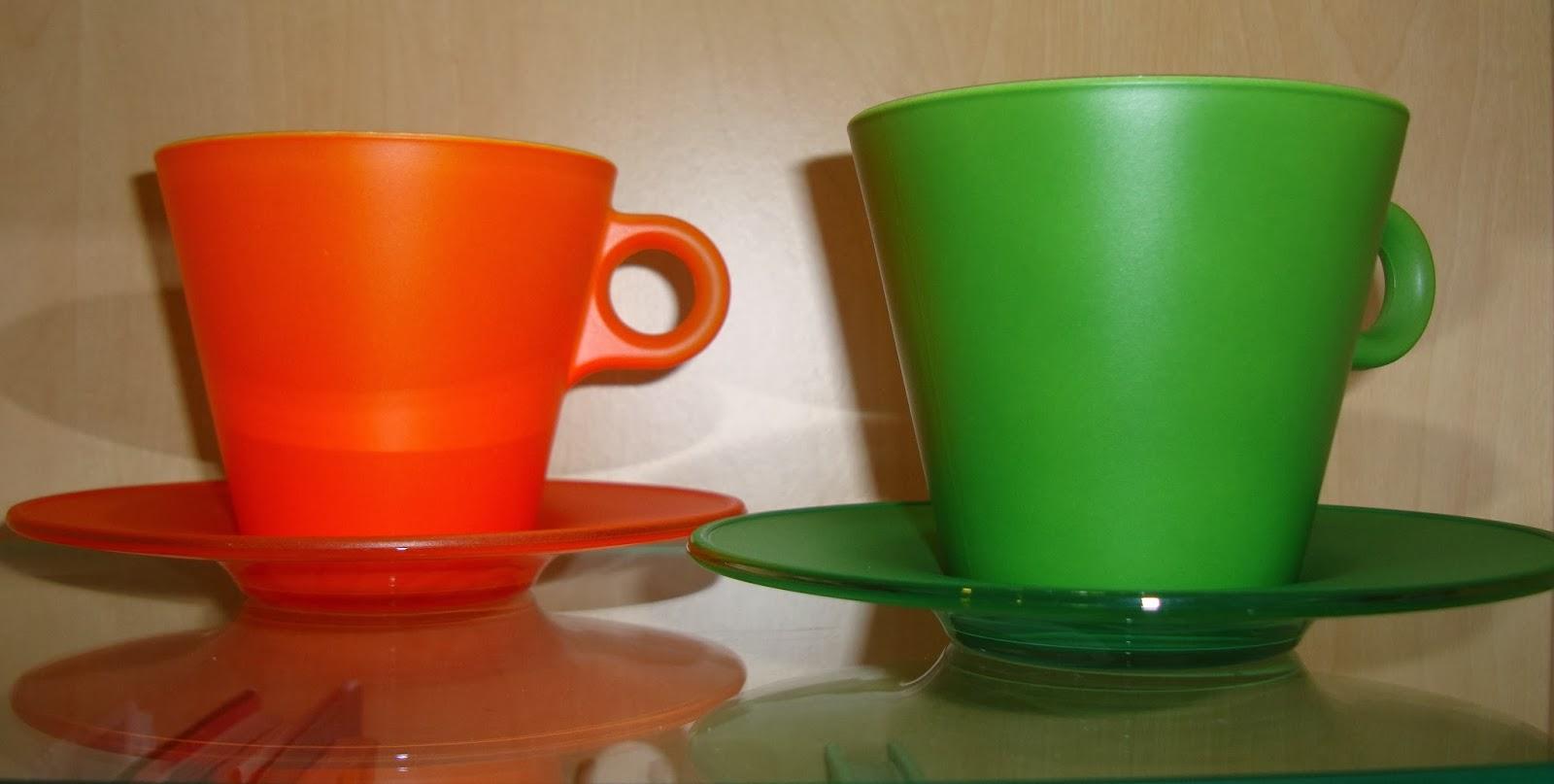 Ooh magico cappuccino cups, Leonardo