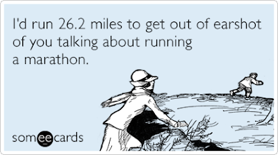 marathon training meme