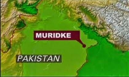 Peta Muridke, Pakistan