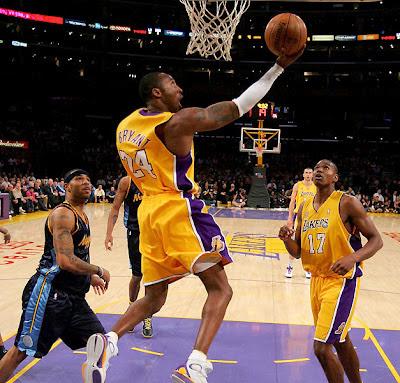 Kobe Bryant Reverse Plays